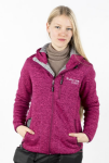 Euro Joe Fleece Jacket (Hoodie) - Ladies